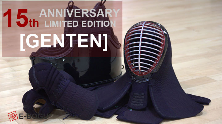 [GENTEN] 15th Anniversary Limited Edition Bogu