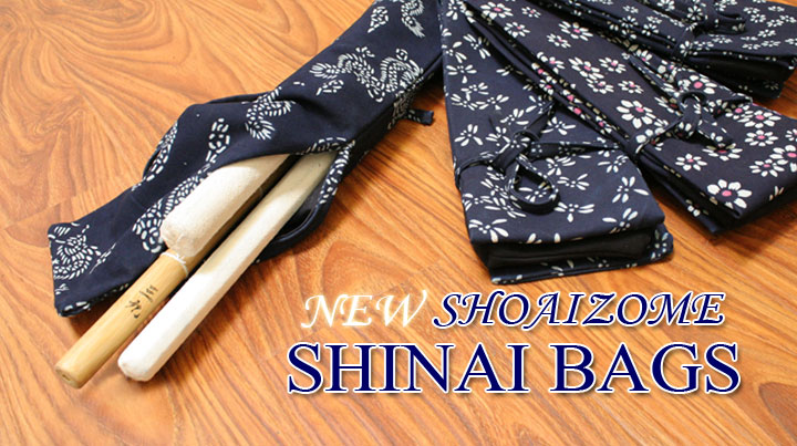 New Shoaizome Shinai Bag