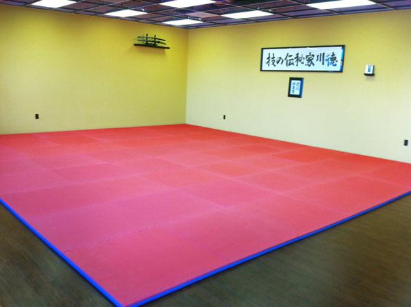 Premium Double Thickness Martial Arts Dojo Mat 1-5/8 ...