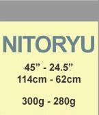 Nitoryu Shinai