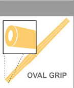Oval Grip Shinai
