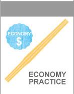 Economy / Practice Shinai