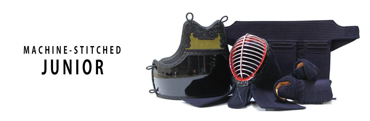 High Quality Machine Stitched Junior Kendo Bogu