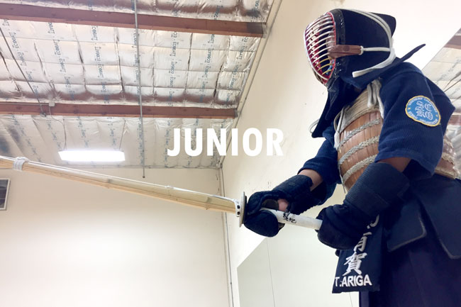 Kids/Junior Kendo Shinai