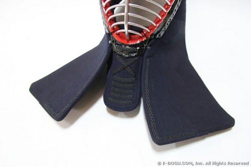Martial Arts For Kendo Armor DO-HIMO Set Cotton Navy blue