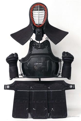 2 5bu Hand Stitched Tezashi Kendo Bogu