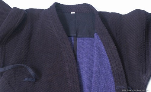 Double Layer Keikogi Shoaizome